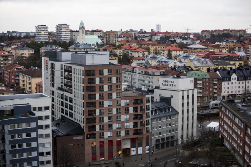Låsbyte Sundbyberg